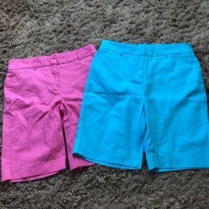 2 pairs of Studio Works Shorts